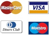 Plaćanje kreditnim karticama na internetu